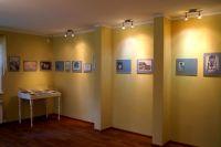 Выставка рисунков братьев Сорокиных 1 a