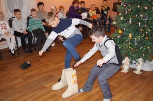 Новогодние елки для детей3 a