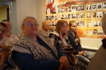 Встреча к 75-летию Курской битвы
