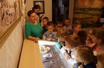 Первоклашки в музее_11