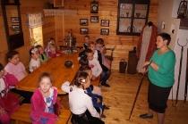Первоклашки в музее_21