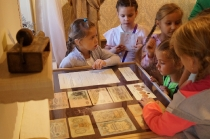 Первоклашки в музее_13 сентября 2019