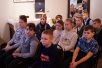 Школьники на программе о блокадном Ленинграде_2