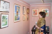 Выставка к 35-Летию Некрасовской ДХШ им. Асташкина_13