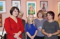 Выставка к 35-Летию Некрасовской ДХШ им. Асташкина_25