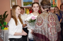 Выставка к 35-Летию Некрасовской ДХШ им. Асташкина_27