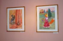 Выставка к 35-Летию Некрасовской ДХШ им. Асташкина_6