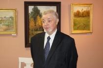 Открытие выставки к 85-летию И. М. Асташкина_13