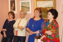 Открытие выставки к 85-летию И. М. Асташкина_14