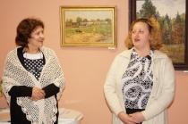 Открытие выставки к 85-летию И. М. Асташкина_18