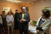 Открытие выставки к 85-летию И. М. Асташкина_21