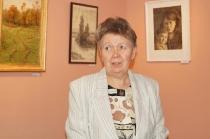 Открытие выставки к 85-летию И. М. Асташкина_22