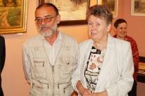 Открытие выставки к 85-летию И. М. Асташкина_25