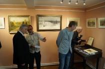 Открытие выставки к 85-летию И. М. Асташкина_28