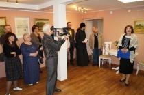 Открытие выставки к 85-летию И. М. Асташкина_4