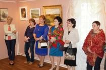 Открытие выставки к 85-летию И. М. Асташкина_5