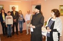 Открытие выставки к 85-летию И. М. Асташкина_6