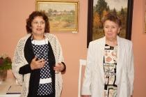Открытие выставки к 85-летию И. М. Асташкина_7