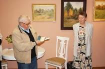 Открытие выставки к 85-летию И. М. Асташкина_8