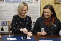 Гашение почтовой продукции к 150-летию С. А. Виноградова_11