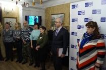 Гашение почтовой продукции к 150-летию С. А. Виноградова_29 ноября 2019