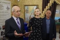 Гашение почтовой продукции к 150-летию С. А. Виноградова_7