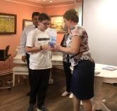 Вручение паспортов в музее_22 августа 2019