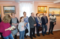 Открытие выставки Сергея Асташкина_22