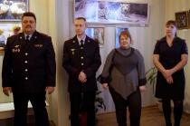 Выставка сотрудниц некрасовской полиции_7