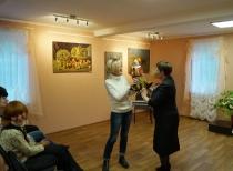 Закрытие выставки Д. А. Трубникова_17