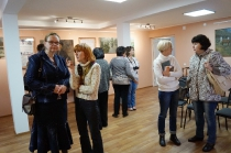 Закрытие выставки Д. А. Трубникова_7
