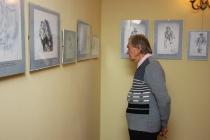 Открытие выставки рисунков братьев Сорокиных_2