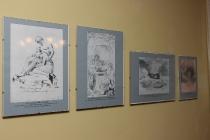Открытие выставки рисунков братьев Сорокиных_7