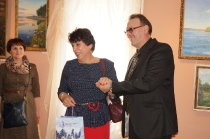 Открытие выставки Сергея Асташкина_11