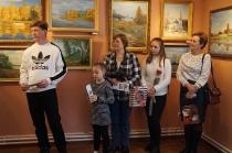 Открытие выставки Сергея Асташкина_12