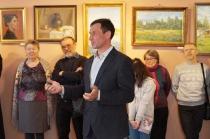 Открытие выставки картин Сергея Асташкина_30 марта 2018