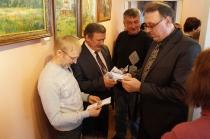 Открытие выставки Сергея Асташкина_28