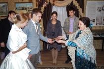 Свадьба в музее_23