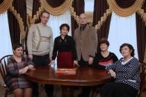 Абрикосов в музее_30
