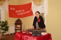 Тематический вечер к 100-летию Октябрьской революции_7